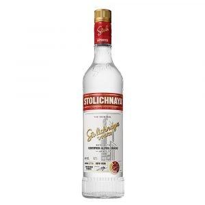 Vodka Stolichnaya Premium