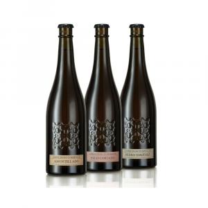 Pack de las Numeradas de Alhambra: Amontillado, Palo Cortado y Pedro Ximénez