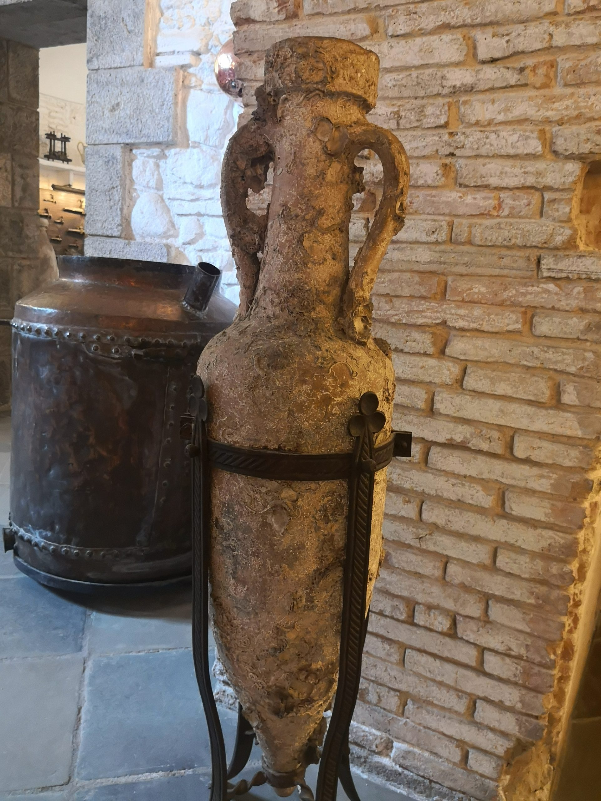 Recipientes vino en Perelada